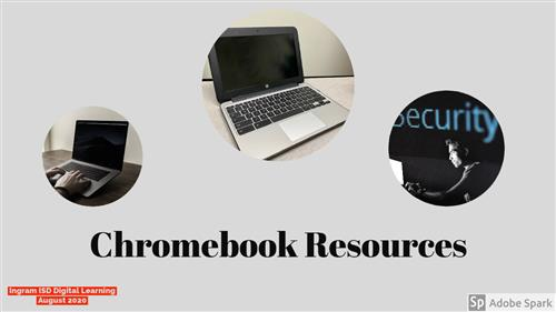Chromebook Resources Images